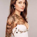 Фото Женские тату 25.08.2018 №516 - Women's Tattoo - tatufoto.com