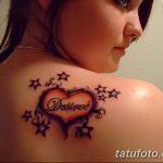 Фото Женские тату 25.08.2018 №521 - Women's Tattoo - tatufoto.com