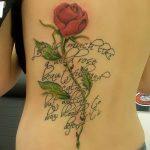 Фото Женские тату 25.08.2018 №526 - Women's Tattoo - tatufoto.com