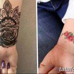 Фото Женские тату 25.08.2018 №533 - Women's Tattoo - tatufoto.com