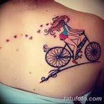 Фото Женские тату 25.08.2018 №540 - Women's Tattoo - tatufoto.com