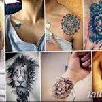 Фото Женские тату 25.08.2018 №551 - Women's Tattoo - tatufoto.com