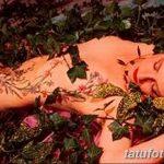 Фото Женские тату 25.08.2018 №552 - Women's Tattoo - tatufoto.com