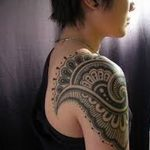 Фото Женские тату 25.08.2018 №558 - Women's Tattoo - tatufoto.com