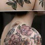 Фото Женские тату 25.08.2018 №560 - Women's Tattoo - tatufoto.com