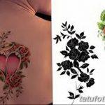 Фото Женские тату 25.08.2018 №562 - Women's Tattoo - tatufoto.com