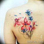 Фото Женские тату 25.08.2018 №568 - Women's Tattoo - tatufoto.com