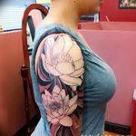 Фото Женские тату 25.08.2018 №577 - Women's Tattoo - tatufoto.com