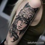 Фото Женские тату 25.08.2018 №592 - Women's Tattoo - tatufoto.com