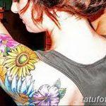 Фото Женские тату 25.08.2018 №603 - Women's Tattoo - tatufoto.com