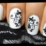 Фото Мехенди на ногтях от 04.08.2018 №002 - Mehendi on the nails - tatufoto.com