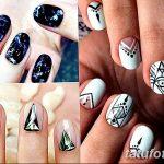 Фото Мехенди на ногтях от 04.08.2018 №003 - Mehendi on the nails - tatufoto.com