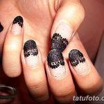 Фото Мехенди на ногтях от 04.08.2018 №006 - Mehendi on the nails - tatufoto.com