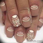 Фото Мехенди на ногтях от 04.08.2018 №014 - Mehendi on the nails - tatufoto.com