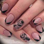 Фото Мехенди на ногтях от 04.08.2018 №016 - Mehendi on the nails - tatufoto.com