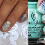 Фото Мехенди на ногтях от 04.08.2018 №018 - Mehendi on the nails - tatufoto.com
