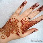 Фото Мехенди на ногтях от 04.08.2018 №028 - Mehendi on the nails - tatufoto.com