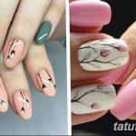 Фото Мехенди на ногтях от 04.08.2018 №030 - Mehendi on the nails - tatufoto.com