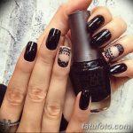 Фото Мехенди на ногтях от 04.08.2018 №037 - Mehendi on the nails - tatufoto.com