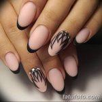 Фото Мехенди на ногтях от 04.08.2018 №038 - Mehendi on the nails - tatufoto.com
