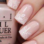 Фото Мехенди на ногтях от 04.08.2018 №043 - Mehendi on the nails - tatufoto.com