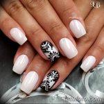 Фото Мехенди на ногтях от 04.08.2018 №049 - Mehendi on the nails - tatufoto.com
