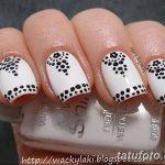 Фото Мехенди на ногтях от 04.08.2018 №050 - Mehendi on the nails - tatufoto.com