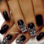 Фото Мехенди на ногтях от 04.08.2018 №052 - Mehendi on the nails - tatufoto.com