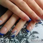 Фото Мехенди на ногтях от 04.08.2018 №063 - Mehendi on the nails - tatufoto.com