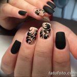 Фото Мехенди на ногтях от 04.08.2018 №066 - Mehendi on the nails - tatufoto.com