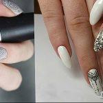 Фото Мехенди на ногтях от 04.08.2018 №073 - Mehendi on the nails - tatufoto.com