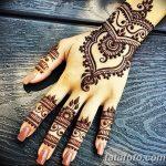 Фото Мехенди на ногтях от 04.08.2018 №078 - Mehendi on the nails - tatufoto.com
