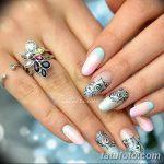 Фото Мехенди на ногтях от 04.08.2018 №080 - Mehendi on the nails - tatufoto.com