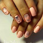 Фото Мехенди на ногтях от 04.08.2018 №084 - Mehendi on the nails - tatufoto.com