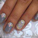 Фото Мехенди на ногтях от 04.08.2018 №085 - Mehendi on the nails - tatufoto.com