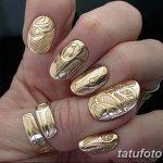 Фото Мехенди на ногтях от 04.08.2018 №093 - Mehendi on the nails - tatufoto.com