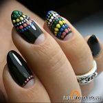Фото Мехенди на ногтях от 04.08.2018 №094 - Mehendi on the nails - tatufoto.com