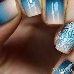 Фото Мехенди на ногтях от 04.08.2018 №096 - Mehendi on the nails - tatufoto.com