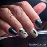Фото Мехенди на ногтях от 04.08.2018 №099 - Mehendi on the nails - tatufoto.com