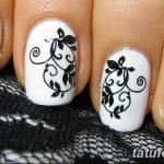 Фото Мехенди на ногтях от 04.08.2018 №101 - Mehendi on the nails - tatufoto.com