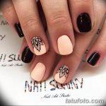 Фото Мехенди на ногтях от 04.08.2018 №102 - Mehendi on the nails - tatufoto.com