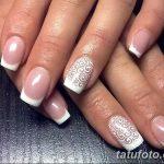 Фото Мехенди на ногтях от 04.08.2018 №105 - Mehendi on the nails - tatufoto.com
