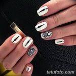 Фото Мехенди на ногтях от 04.08.2018 №114 - Mehendi on the nails - tatufoto.com