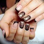 Фото Мехенди на ногтях от 04.08.2018 №116 - Mehendi on the nails - tatufoto.com