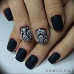 Фото Мехенди на ногтях от 04.08.2018 №118 - Mehendi on the nails - tatufoto.com