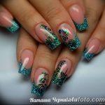 Фото Мехенди на ногтях от 04.08.2018 №128 - Mehendi on the nails - tatufoto.com