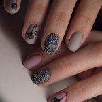 Фото Мехенди на ногтях от 04.08.2018 №130 - Mehendi on the nails - tatufoto.com