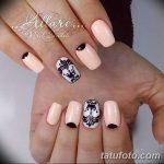 Фото Мехенди на ногтях от 04.08.2018 №139 - Mehendi on the nails - tatufoto.com