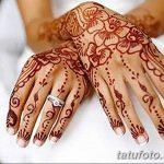Фото Мехенди на ногтях от 04.08.2018 №142 - Mehendi on the nails - tatufoto.com