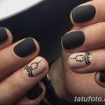 Фото Мехенди на ногтях от 04.08.2018 №146 - Mehendi on the nails - tatufoto.com